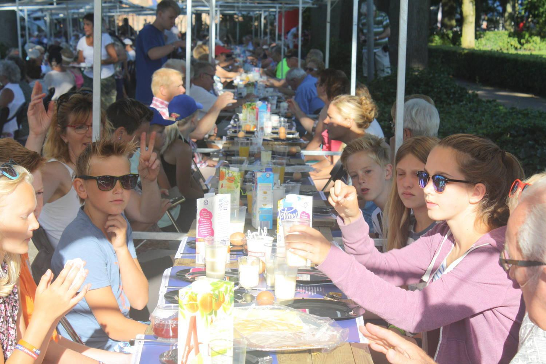 Drentse Fiets4Daagse Startplaats Westerbork